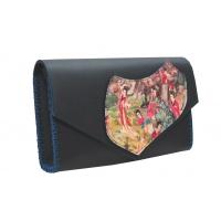 Gheisha Natural Leather Handmade Bag by Carmenittta