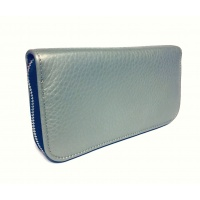 Light Green Leather Wallet